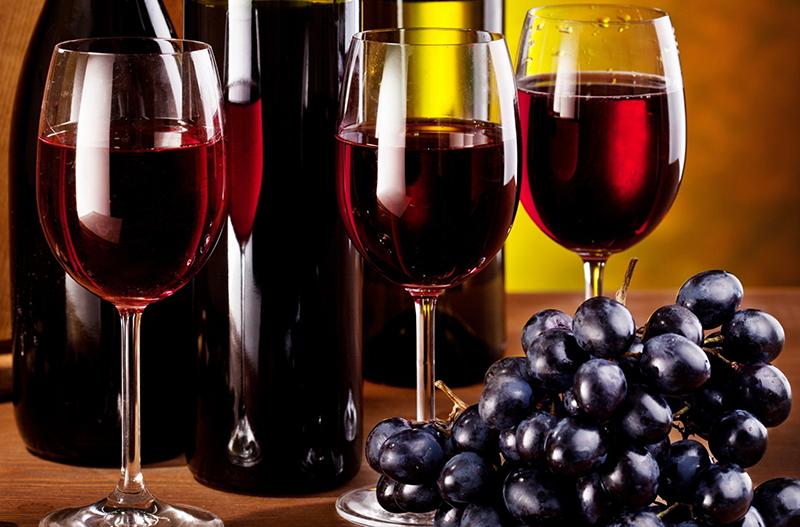 Польза красного вина 1