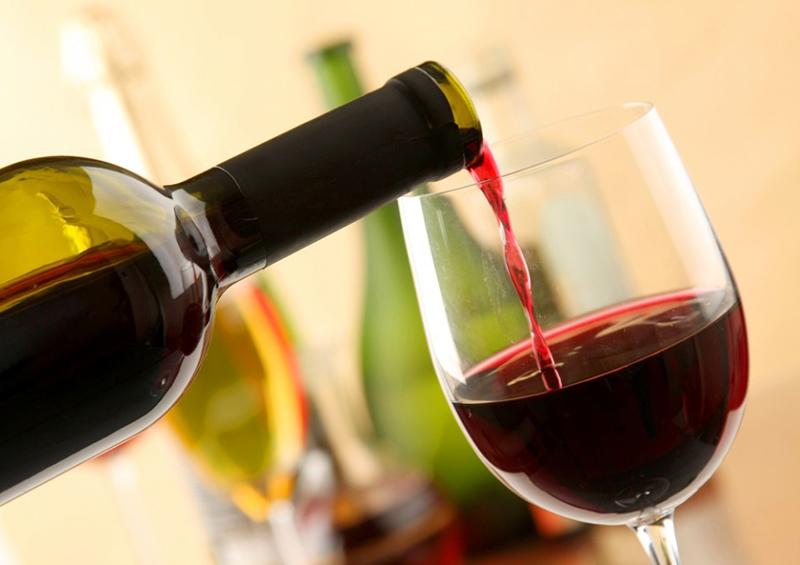 Польза красного вина 2