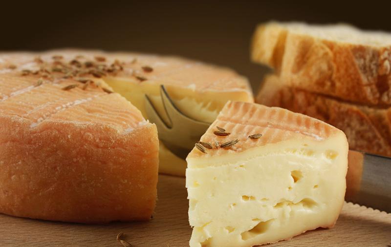 Сорта сыра Мюнстер или Ливаро