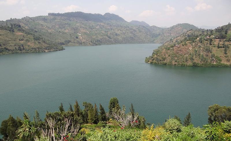 озеро Ківу
