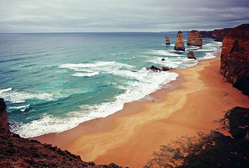 узбережжя Австралії