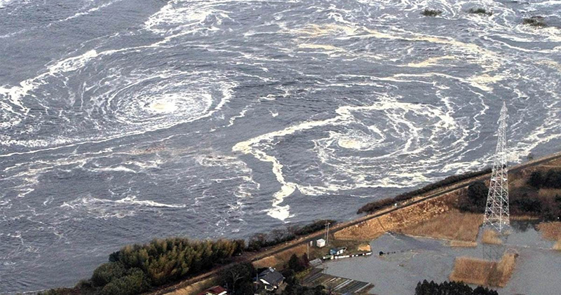 Підземний водойму Фукусіма