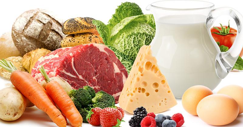 Углеводы, белки, жиры