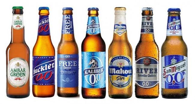 Безалкогольное пиво поднимает давление