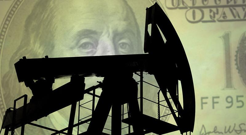Курс доллара и нефть