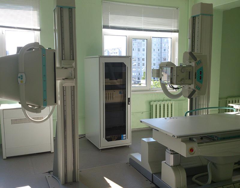 Кабинет рентгена