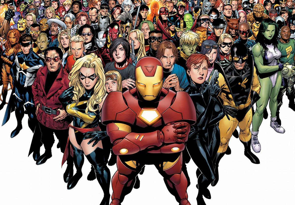 Фильмы про супергероев от марвел список