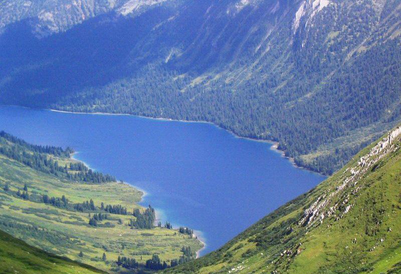 Самые большие озёра в мире: Топ 10