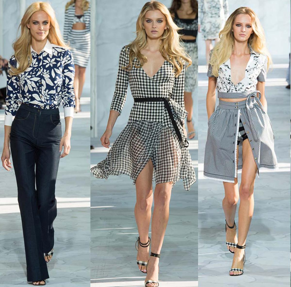 Модные тенденции лето 2019