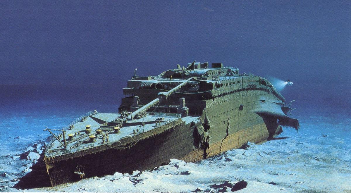 Путешествие к Титанику в 2019 году