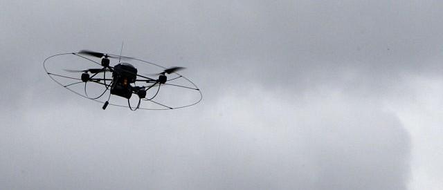 Хакеры сделали дрона, ворующего ваши пароли