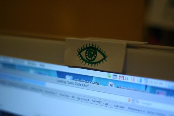 Камеры MacBook и даже телевизора следят за тобой