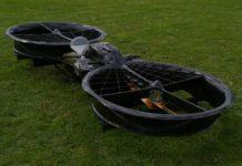 Мотоцикл-вертолет Криса Маллоя
