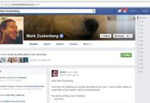 Хакер рассказал об уязвимости в Facebook на странице Цукерберга